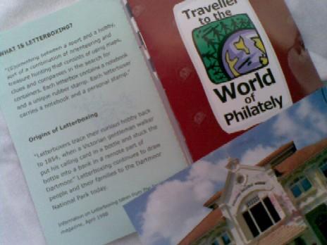 Philately Passport
