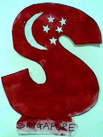 S is for Singapore-completed