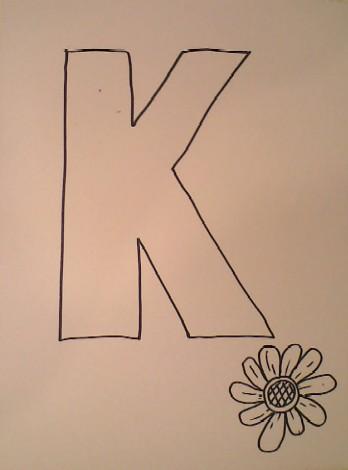 K - draw