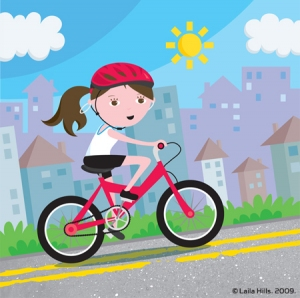 girl-on-her-bike1