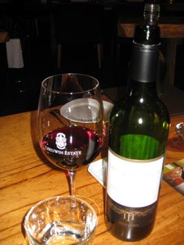 Leeuwin 2004 Cabernet Merlot