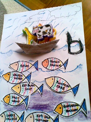 b is for boat2